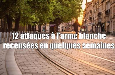 Attaques au couteau, agressions violentes… Bordeaux en proie à l'insécurité