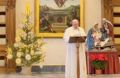 Nouvel An 2021 - Homélie du pape François