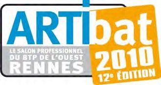 ARTIBAT, Le salon de la filière BTP prend toute sa dimension à Rennes