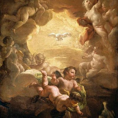 Veni creator spiritus.