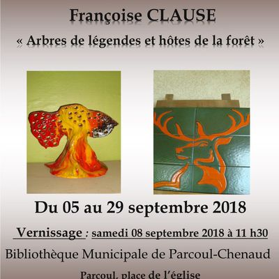 EXPOSITION POTERIE