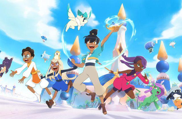 Les séries animées Ghostforce, Imago, Pfffirates programmées la saison prochaine sur TF1 (case jeunesse TFou).