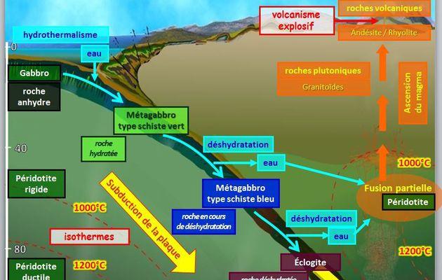 Couplage métamorphisme magmatisme