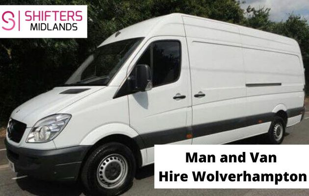 Man and Van Hire Wolverhampton – Shifters Midlands