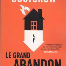 Le grand abandon (Cory Doctorow)