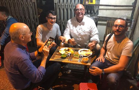 Photos | L'excursion Craft Beer et street-food à Ho Chi Minh Ville