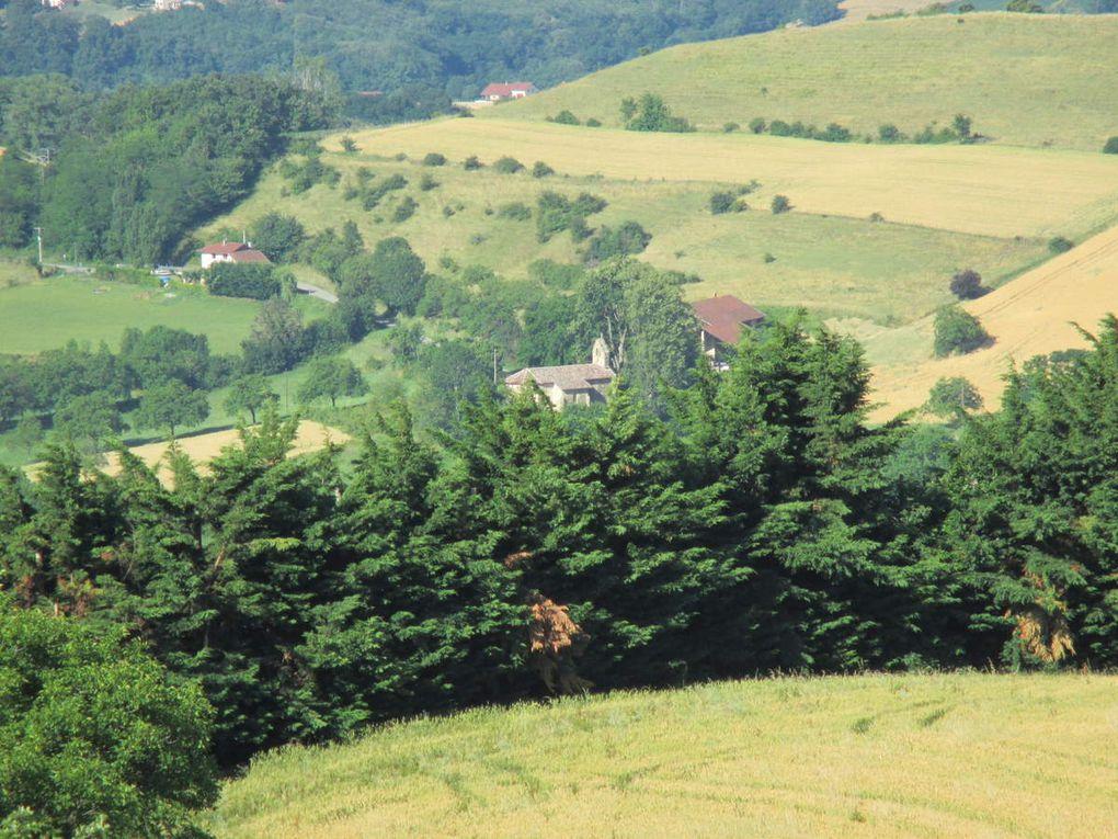 Chapelle, St Antoine l'abbaye,Eglise St Christophe, Abbaye de Triors