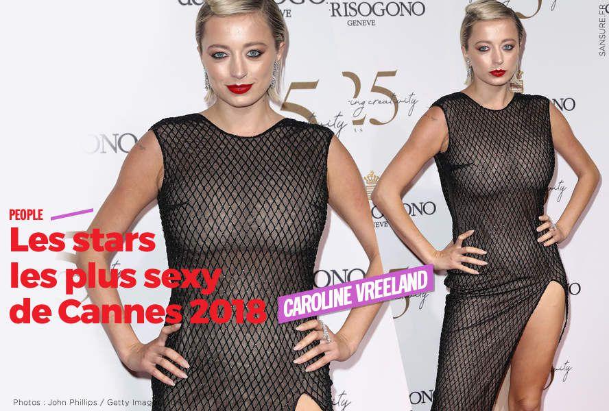 Les stars les plus sexy de Cannes 2018 (Diaporama) #Cannes2018