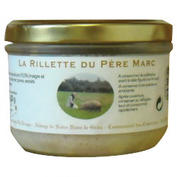 When you dream about pork rillettes...