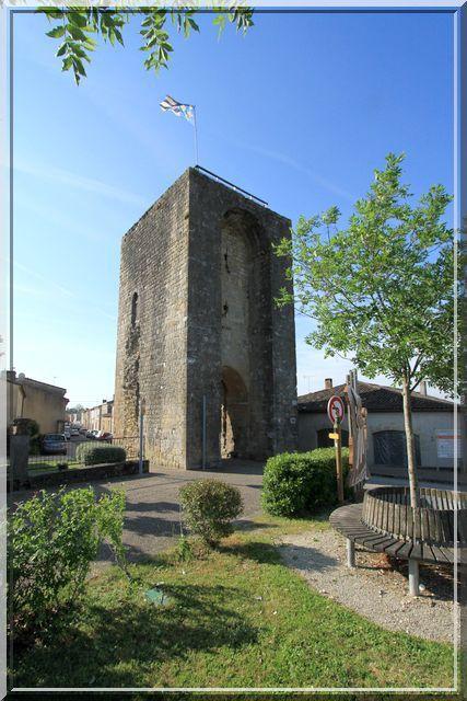 Diaporama bastide de Sauveterre-de-Guyenne