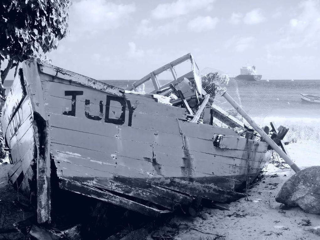 Le vieux bateau, La Barbade
