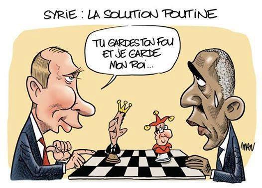 Moyen-Orient : les grandes manoeuvres ont commencé
