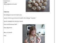 N'hésitez pas, comme Elise, à nous envoyer vos recettes!!