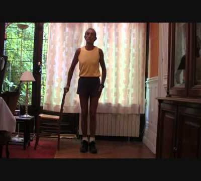 "VIDEO 7: exercices contre la cellulite ""culotte de cheval"""