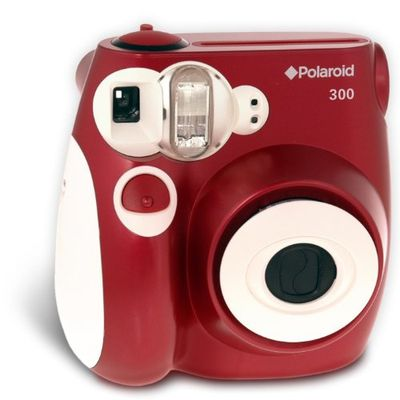 All I wanted for Christmas - eine Polaroid 300 Instant!