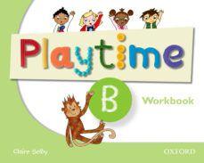 Descargar kindle books en pdf PLAYTIME: B: