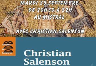 CHRISTIAN SALENSON : LES SACREMENTS, SEPT CLES POUR LA VIE