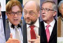 """Trop, c'est trop! Nous demandons que le PCF désavoue le politicien grec """"européiste"""" Tsipras qui va jusqu'à s'associer à la droite au Parlement européen!"""