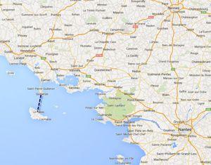 ERDF tire un câble sous-marin pour apporter la fibre à Belle-Île-en-Mer. Dare to be better ? OK !