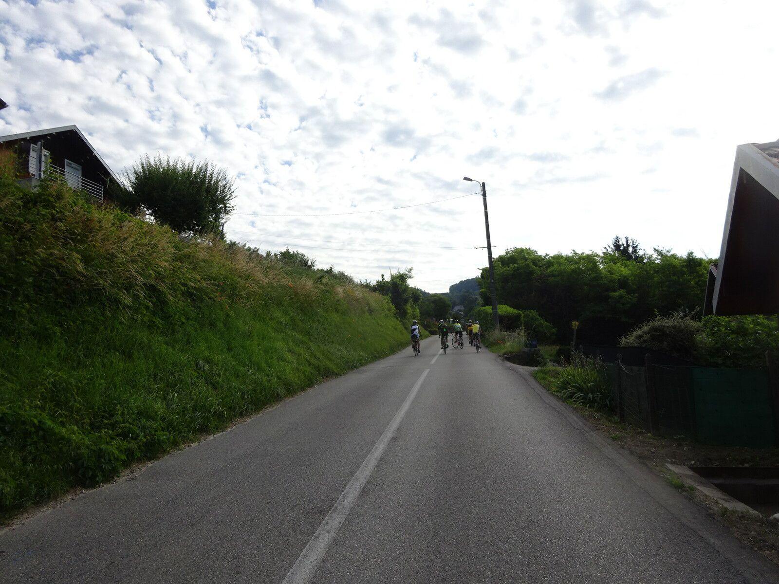 LE SEMNOZ -Montagne -   Grézy sur Aix(73)  Mardi 15 Juin 2021