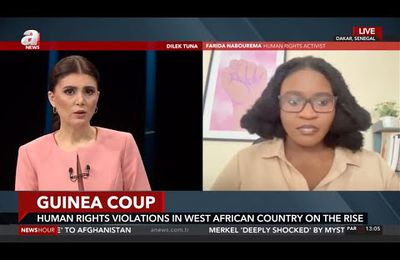 Military Coup in Guinea: Interview