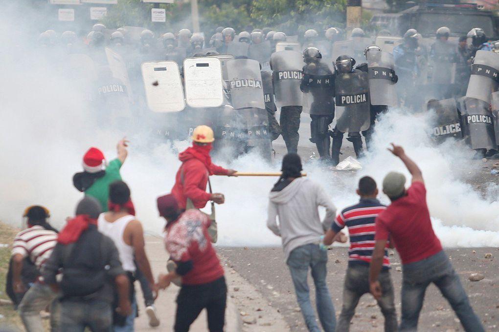 L'état d'urgence a été décrété au Honduras en raison des manifestations consécutives à l'élection présidentielle