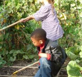 Jouer dans un jardin peut changer le système immunitaire d'un enfant