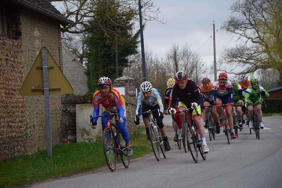 Album photos de la course UFOLEP GS de Cintray (27)