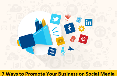 5 Ways to Promote Your Business on Social Media