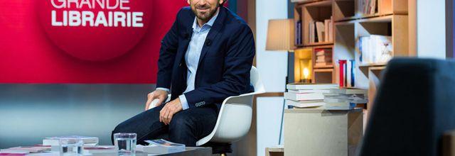 """Sylvain Tesson, Philippe Djian, Alexandra David-Néel (...) invitées de """"La Grande Librairie"""" ce soir sur France 5"""