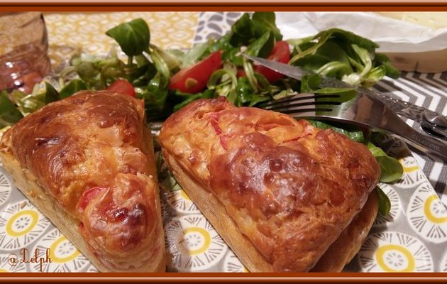 Minis Cakes au Camembert