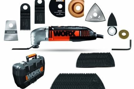 Price compare Worx WX671.4 Sonicrafter kit, 50-Piece