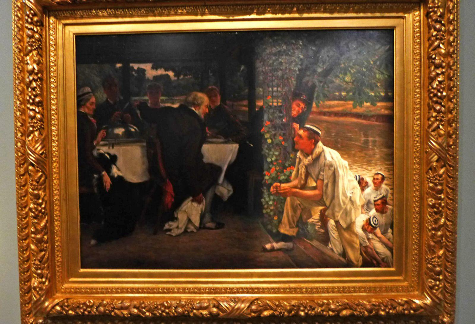 The Parable of the prodigal son : the fatted calf (1880), Paris, musée d'Orsay, en dépôt au musée d'Arts de Nantes