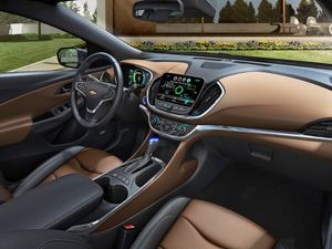 La Chevrolet Volt se distingue au Canada!