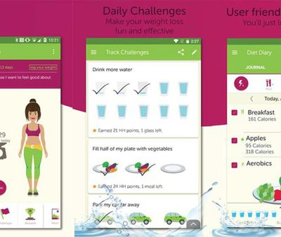 How much does it cost to make a mobile application like diet and nutrition App?