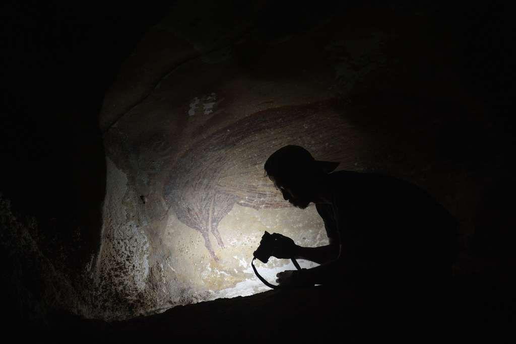 Grotte de Leang Tedongnge