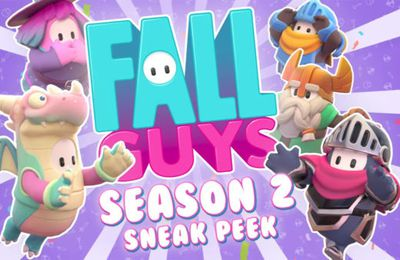 Fall Guys: Ultimate Knockout – La saison 2 est lancée