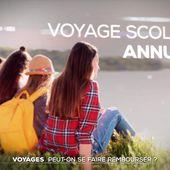 Annulation des voyages à cause du coronavirus : peut-on se faire rembourser ? - Le journal de 20h | TF1