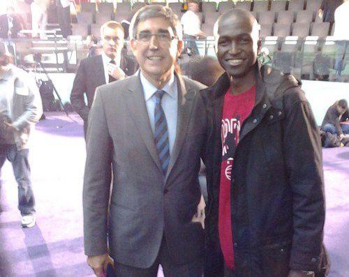 News Basket Bêafrika invité à l'atelier annuel de One Team à Istanbul par l'Euroleague Basketball