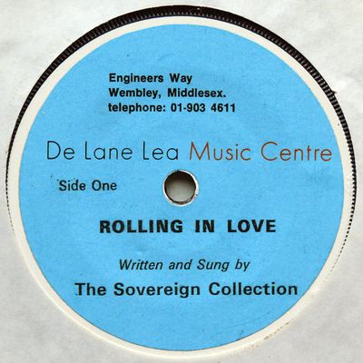 The Sovereign Collection - Rolling in Love / I Only Dreamed You + Say It Once Again / A Day Like Yesterday