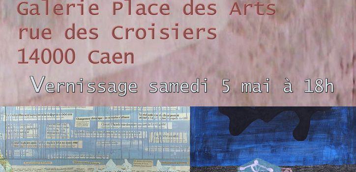 Exposition PAPIERS Pénélope & Mireille RIFFAUD