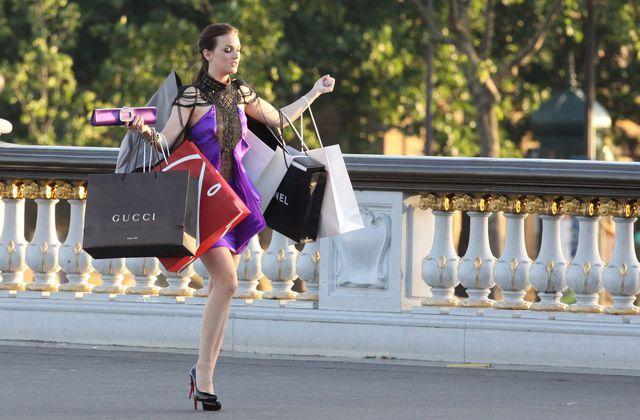 Série Express : Gossip Girl à Paris, Jour 4, les photos !