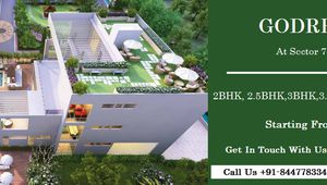 Godrej Aria Sector 79 - Home That Thinks And Acts Green - Gurugram