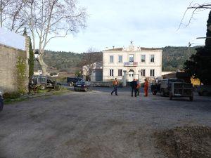 """ALBAS """"Autour du Roc des Quiés""""  Fév 2019"""