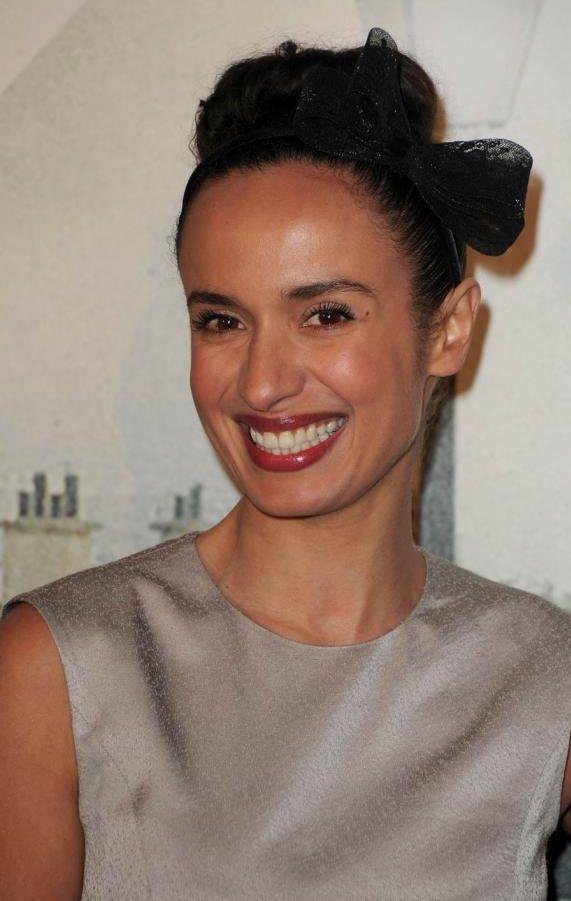 Amelle Chahbi le 9 mars 2010. Avant première de la Rafle
