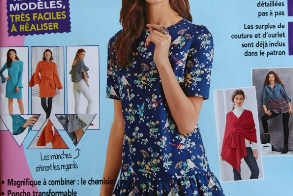 Magazines de septembre 2019: Tendances Mode 34