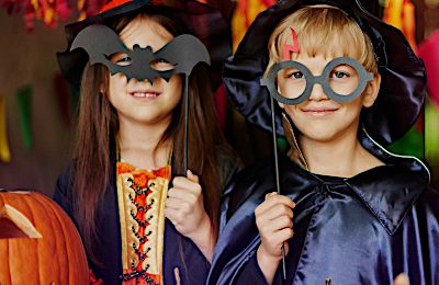 GRAMBOIS :  Samedi 31: Halloween dans le village