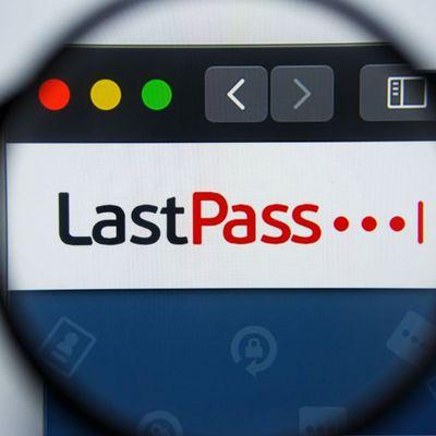 LastPass Bugué... Faites votre mise à jour