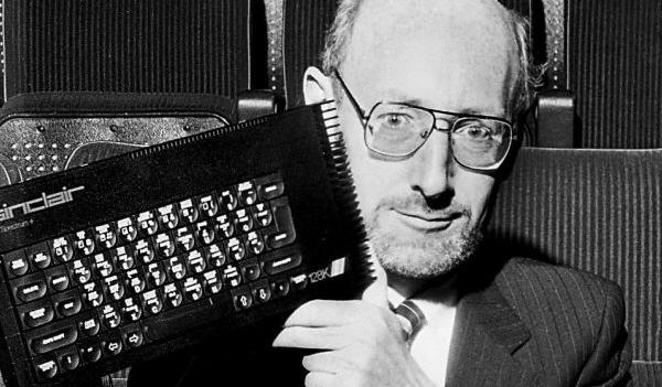 RIP Sir Clive Sinclair