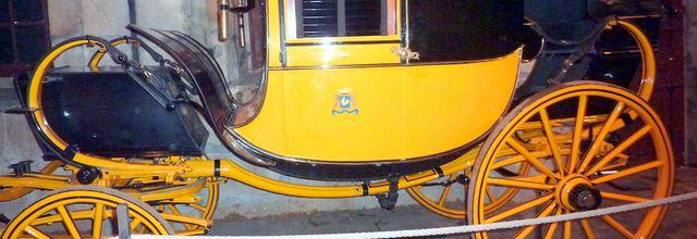 Vaux le Vicomte; Le musée des équipages1 - P. Magnaudeix